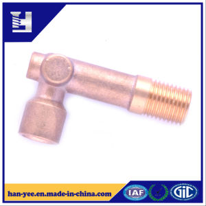 Brass Fastener Compression Pipe Bolt Connector pictures & photos