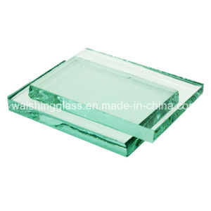 Safe, Available in Various Thickness, Clear Tempered Glass pictures & photos