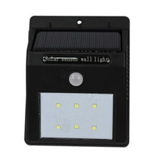 IP 65 Outdoor Solar LED Wall Light Solar LED Up Down Light pictures & photos