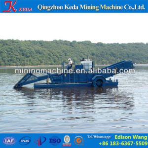 Water Weed Cutting Harvester Ship pictures & photos