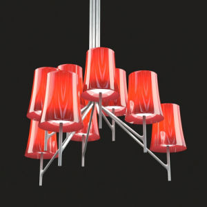 Modern Acrylic Decorative Hanging Lamp Ce/UL Metal Pendant Lighting pictures & photos