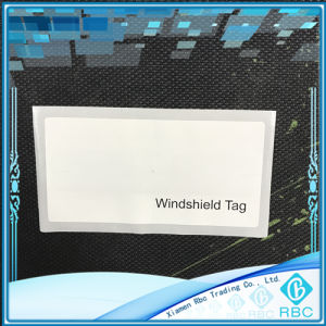 Passive Adhesive RFID Label Tag with Az9654 Chip for Printer