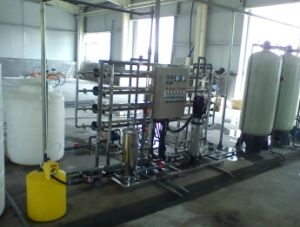 Three Stage RO Filter System
