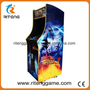 Top Sale Arcade Game Machine Arcade Caninet Fighting Video Game pictures & photos