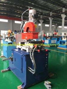 Medium Size Pipe Tube Semi-Automatic Cutting Machine Plm-Qg355nc pictures & photos