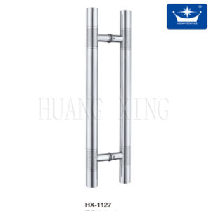 H Shape Stainless Steel Handle for Glass Door pictures & photos
