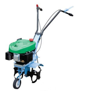High Efficiency 138cc GS/Ce Approved Gasoline Mini Tiller pictures & photos