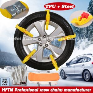 Manufacturer Ce Certificated Snow Cables Snow Chains pictures & photos