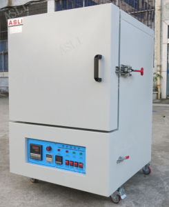 High Temperature Digital Controller Muffle Furnace pictures & photos