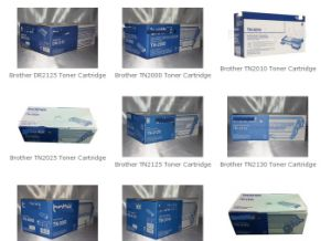 Original Toner Cartridge and Drum 6200 for Epson Epl-6200/6200L pictures & photos