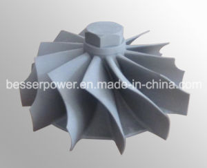 672 Cast Nickel Alloy Investment Vacuum Casting 686 690 691 Nickel-Based Alloy Investment Vacuum Castings Factories pictures & photos