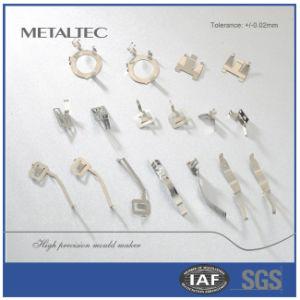 Auto Parts for Auto Key Shrapnel Precision Metal Stamping Part pictures & photos