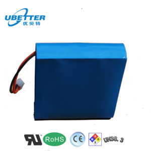4000mAh 14.8V Rechargeable Lithium Battery for Bicycle T6 pictures & photos