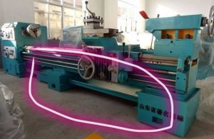 Cwseries Horizontal Lathe Machine (CW6163B*9000) pictures & photos