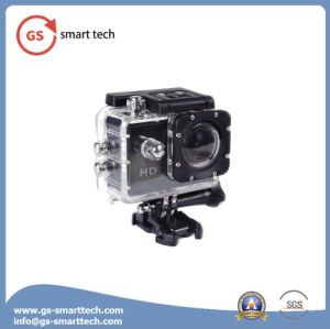 1.5 Inch Action Digital Camera Camcorders Sport Cam 1080P HD Waterproof 30m Helmet Cameras Diving Sport DV pictures & photos