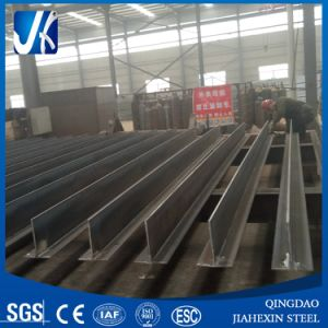Carbon Steel Welded T Beam for Construction Support pictures & photos