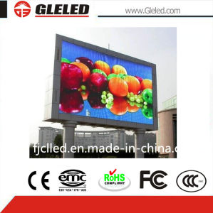 Factory Supply LED Display Outdoor Single Color LED Screen Panel Midea pictures & photos