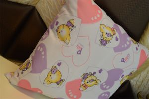 Cartoon Pillow Animal Picture Printing Pillow (EDM0263) pictures & photos