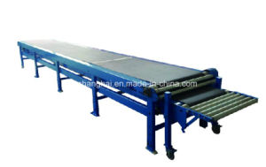 Draw out Belt Conveyor/ Double Deck/ Drawer Conveyor pictures & photos