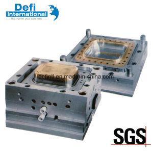 Customized Plastic Injection Mould for Plastic Engineering Part pictures & photos