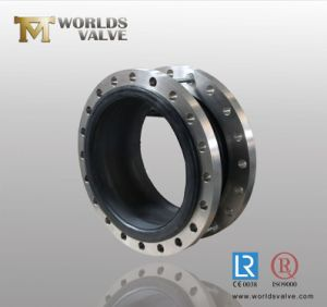 Wcb Flange Rubber Expansion Joint pictures & photos