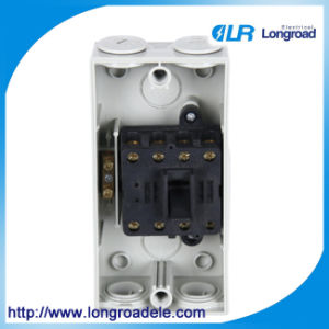 Waterproof Switch/ Isolator Switch 4p (UKF series) pictures & photos