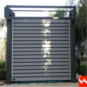 Wholesale Hard Metal Rolling up Garage Door pictures & photos