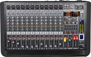 Special New Design Smaller Mixer Am-Q4 Series Professional Amplifier pictures & photos