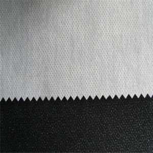 Heavy Weight Non-Woven Fusible Interlining for Cotton and Polyester Fabric pictures & photos