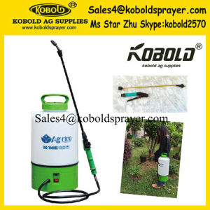 12L Garden Battery Trolley Knapsack Electric Sprayer pictures & photos