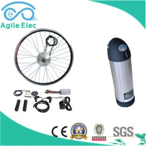 250W Hub Motor Electric Bike Kit with Bottle Type Battery pictures & photos