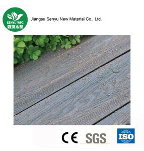 WPC Solid Outdoor Plastic Wood Flooring (SY-06) pictures & photos