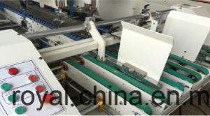Automatic Pre-Fold High Speed Corrugated Box Folder Gluer with ISO9001 pictures & photos