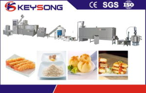 Double Screw Extrusion Bread Crumb Processing Line pictures & photos