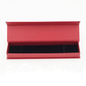 Shenzhen Superior Quality Leatherette Paper Carton Box (J40-D2) pictures & photos