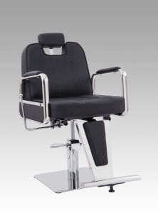 Spacious and Comfortable Barber Chair My-007-66 Reclining pictures & photos