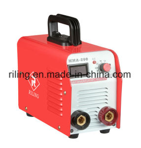 Smart Inverter IGBT Welder (IGBT-120/140/160) pictures & photos