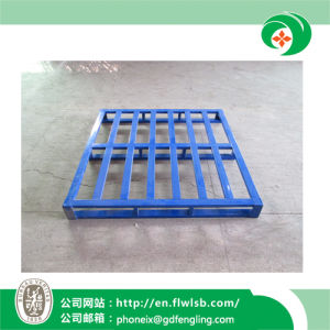 Hot-Selling Metal Storage Pallet for Warehouse with Ce pictures & photos