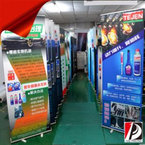 Aluminum Stand Roll up Display for Promotion (ROL-02) pictures & photos