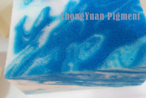 Zy-401 Blue Colorant (for PU flexible foam products) pictures & photos
