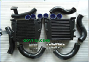 OEM Replacement Air Intercooler for Nissan Skyline Gt-R R35 pictures & photos