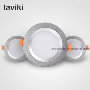 Recessed LED Ceiling Downlight for Office, Hotel with 3-12W pictures & photos