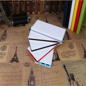 New Super Slim Power Bank 8000mAh Portable Mobile Phone Accessories pictures & photos