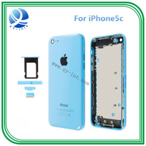 Mobile Phone Battery Cover for iPhone 5c Black Cover Housing pictures & photos
