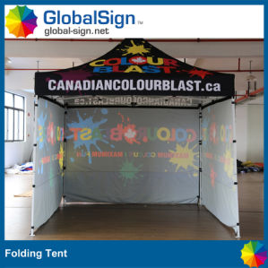 Hot Sale! Tent with Full Back Wall Full Color Custom Event Pop up Marquee Gazebo pictures & photos