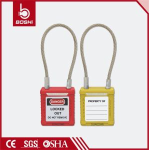 Brady Safety Lockout Wire Safety Padlock Bd-G41 with Key Alike or Key Differ pictures & photos