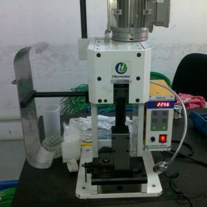 Cable Manufacturing Equipment, Semi-Automatic Crimp Tool, Terminal Crimping Machine pictures & photos