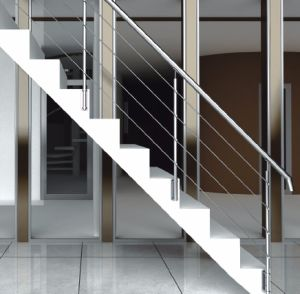 Stainless Steel Balustrade Handrails for Stairs or Ground pictures & photos
