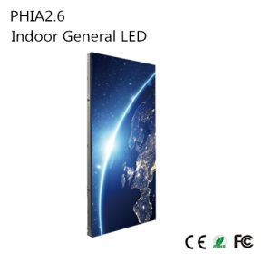 Indoor General LED (PHIA2.6) pictures & photos