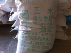 Sodium Metasilicate Pentahydrate / Five Water Metasilicate Sodium, Powder, Granule pictures & photos